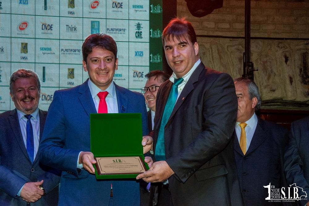 1er ENCUENTRO NACIONAL DE GALA ORGANIZADO POR LA SOCIEDAD DE INGENIEROS DE BOLIVIA