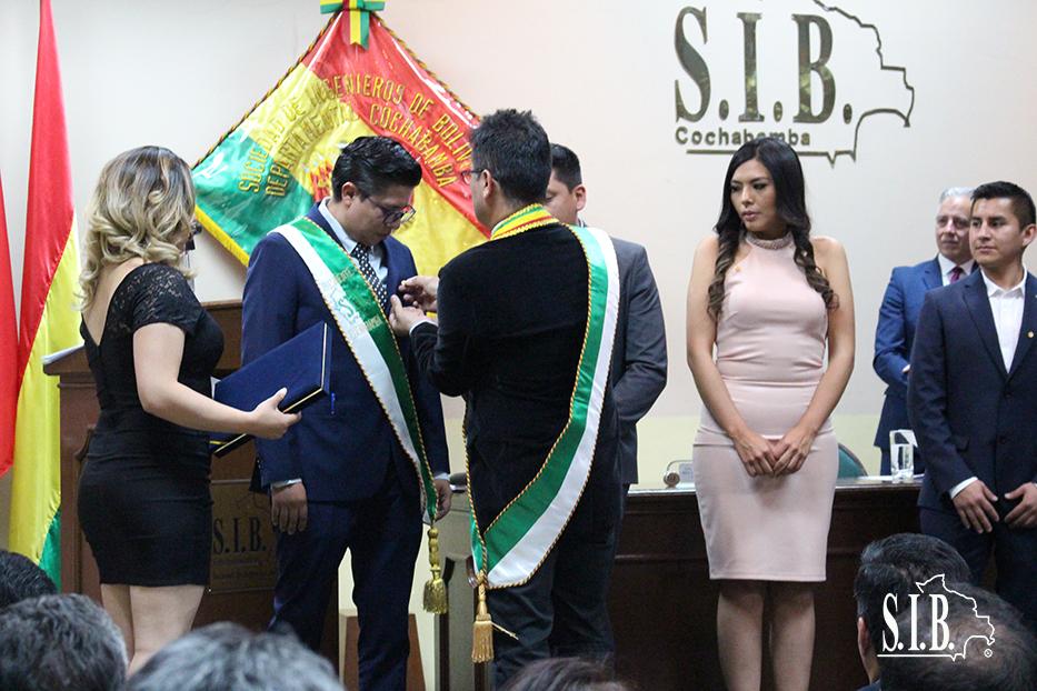 1ER DIRECTORIO DEL COLEGIO DE INGENIEROS PETROLEROS DE BOLIVIA
