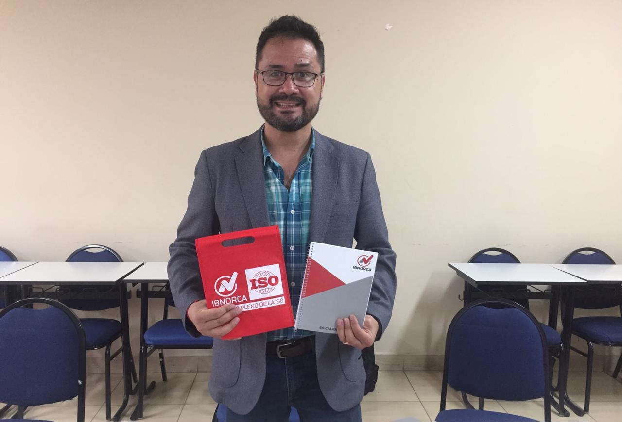 LA SOCIEDAD DE INGENIEROS DE BOLIVIA FIRMA IMPORTANTE CONVENIO CON IBNORCA